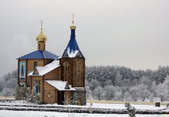 Поездка на Крещение к чудотворной купели и целебным источникам