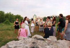 Прогулка по дохристианскому Киеву