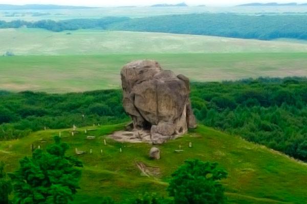 Места силы Тернопольской области. Уникальный тур