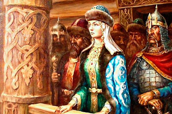 Экскурсия по выходным великие женщины Древней Руси
