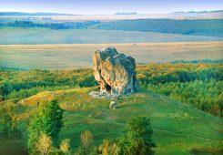 Тур на места силы Тернопольской области