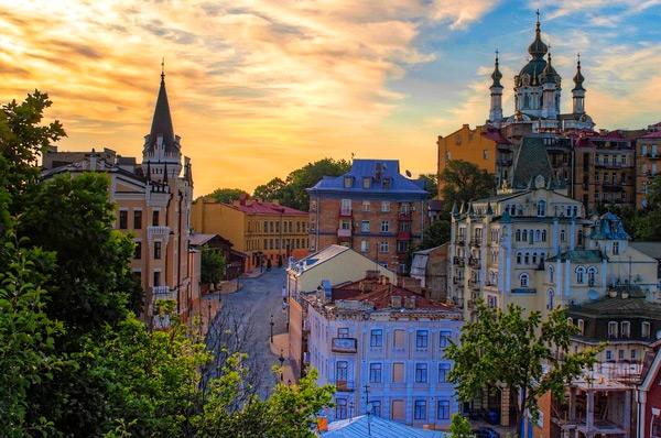 Экскурсия прогулка по Киеву