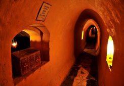 Экскурсия по киевским пещерам