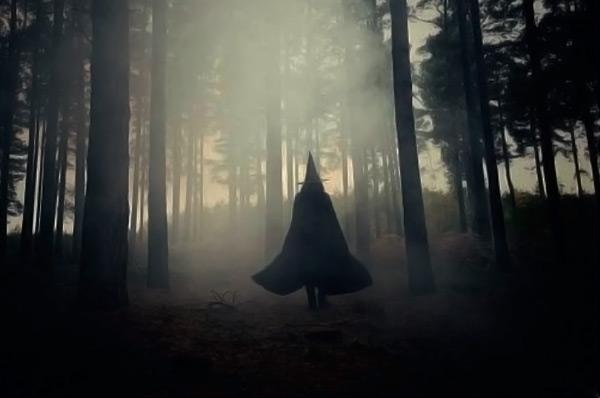 Ведьмы.