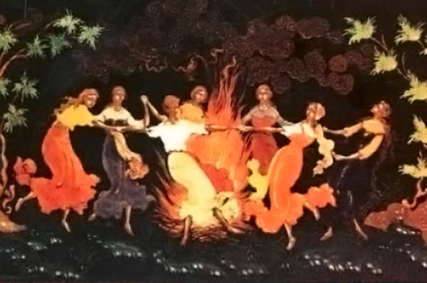 Женский праздник Св Катерины