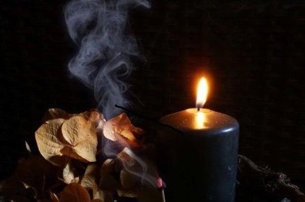 Тайная магия свечей - Громница