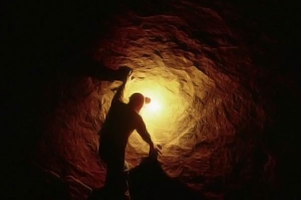 Тайны киевских пещер