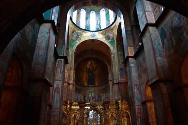 Путешествие-Посвящение по Храмам Киева