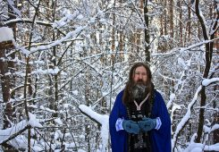 Экскурсия по местам силы Голосеевского леса