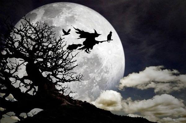 Ведьмины истории при свечах