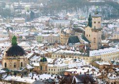 Экскурсия во Львов