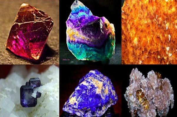 Увлекательное путешествие в царство минералов. Сила камней