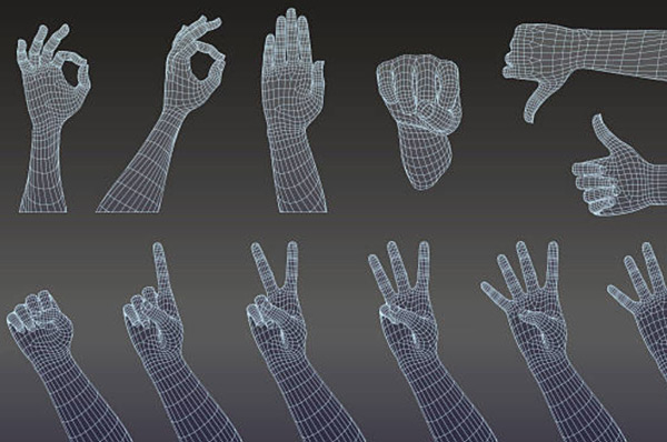 жесты пальцами