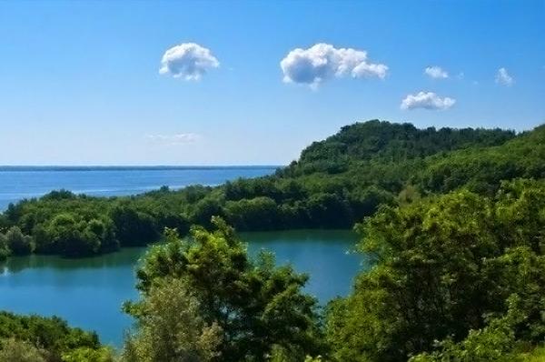 Волшебная поездка на озеро Бучак и Рожену криницу