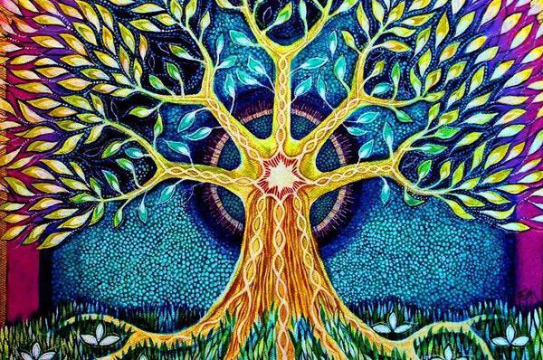 Обряд Дерево Судьбы
