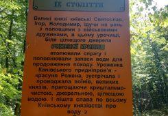 Место силы Рожена криница и озеро Бучак