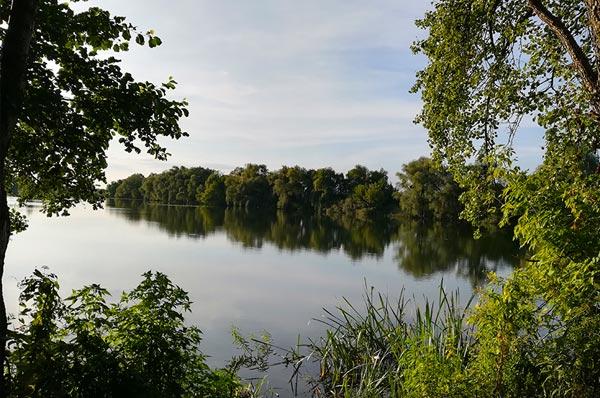 Релакс-день на берегах реки Рось