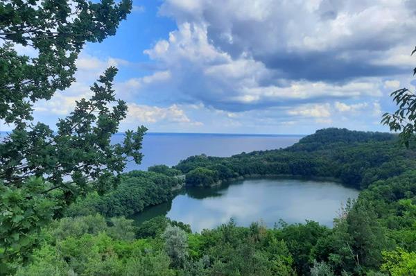 Озеро ЛЮБВИ и сакральный Лабиринт