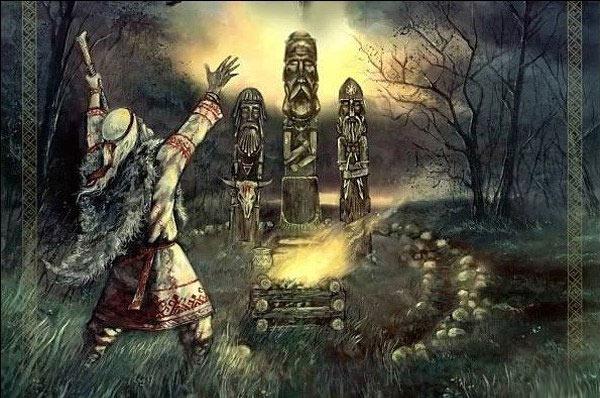 Магия волхвов экскурсия по дохристианскому Киеву